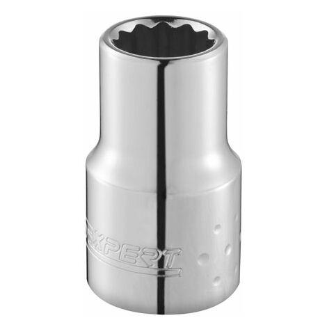 Draper 25911 15mm Bi-Hex Socket 3//8-inch Drive