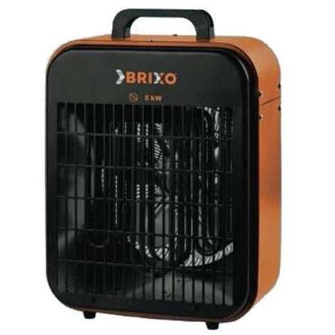 Brixo Générateur d'air chaud électrique 3000 W volume chauffé 60 m³