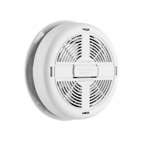 BRK 670MBX Ionisation Smoke Alarm – Mains Powered with Battery Backup