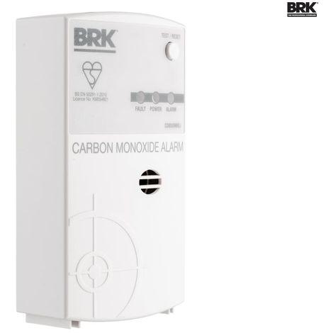 BRK CARBON MONOXIDE ALARM MAINS 10Y LI-ION