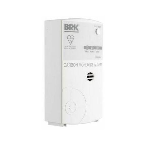 BRK CO850MRLI Carbon Monoxide Alarm – Mains Powered with Li-ion Battery Backup