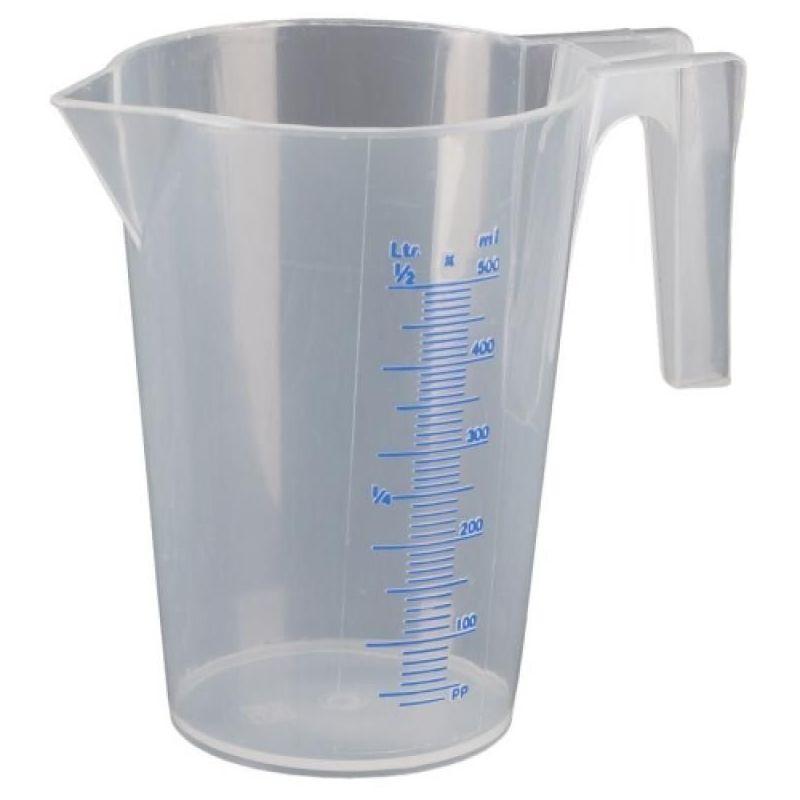 Pressol - Broc doseur gradué transparent 5 litres