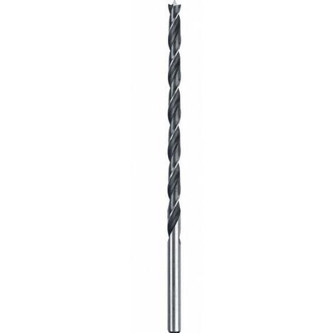 Broca 3 puntas para madera 6x250 mm KWB