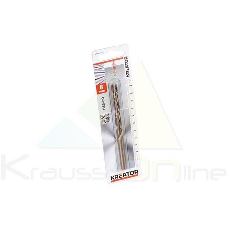 Broca/cobalto 8x117 (KRT011518)