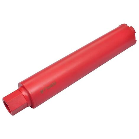 Broca de diamante para perforación en seco / húmedo 71 x 400 mm