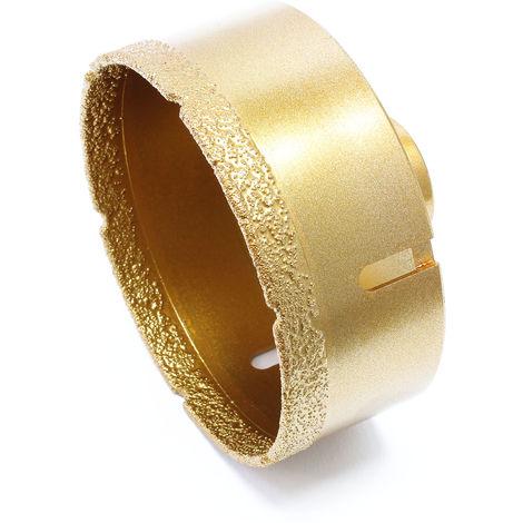 Corona diamante construcci/ón di/ámetro 127mm Starrett