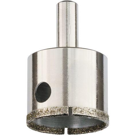 Broca diamante especial ceramica 8 mm corte húmedo KWB