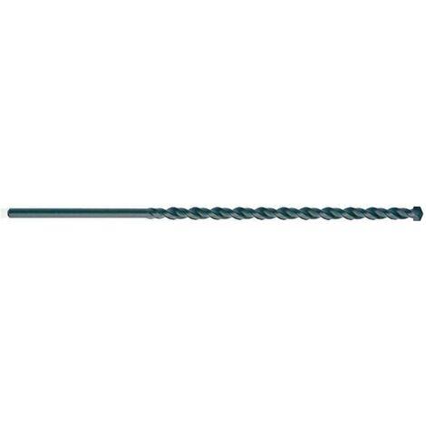 Broca extra larga punta de metal duro y mango hexagonal - P2-01-123-V02