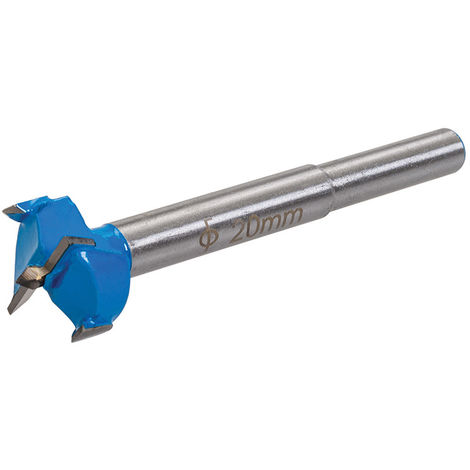 Broca Forstner con revestimiento de titanio 20 mm - NEOFERR