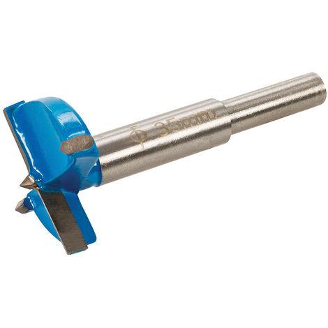 Broca Forstner con revestimiento de titanio 35 mm - NEOFERR