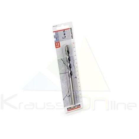 HSS Hex 1,5x61 brocas//Metal KREATOR KRT011301 KRT011301-2 uds