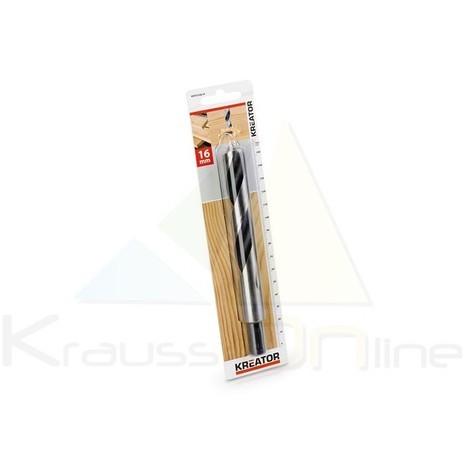Broca/madera 16x160 (KRT010614)