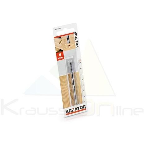 Broca/madera 4x75 (KRT010602)