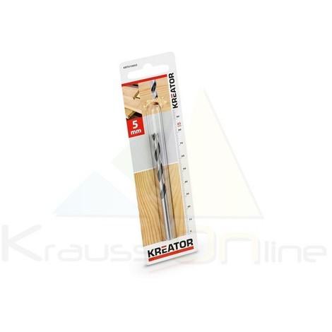 Broca/madera 5x85 (KRT010603)