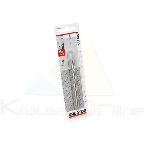 Broca/metal, hss 6,5x101 mm (KRT010115)