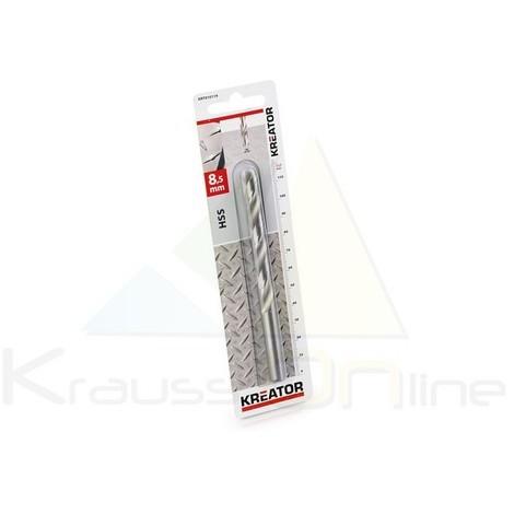 Broca/metal, hss 8,5x117 mm (KRT010119)