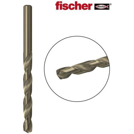 Broca metal hss-co 5,0x52/86 / 1k fischer EDM 96238