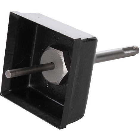 Broca para agujeros cuadrados 77 x 77 mm - NEOFERR
