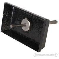 Broca para agujeros cuadrados dobles (80 x 140 mm)