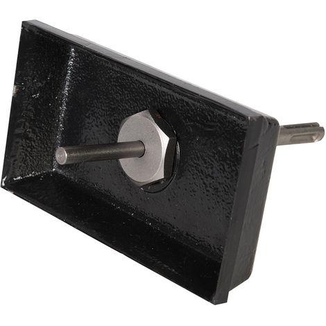 Broca para agujeros cuadrados dobles 80 x 140 mm - NEOFERR