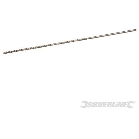 Broca para mampostería con punta en cruz (10 x 600 mm)