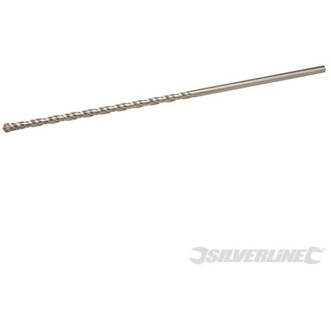 Broca para mampostería con punta en cruz (8 x 300 mm)