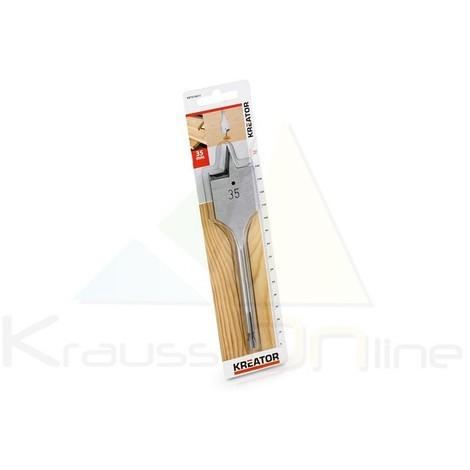 Broca plana/madera 35x152 (KRT010815)