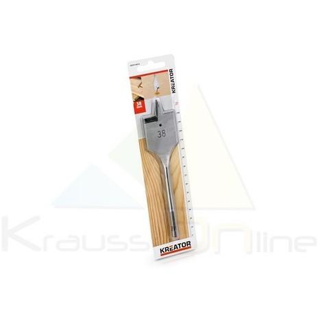 Broca plana/madera 38x152 (KRT010816)