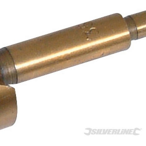 Brocas Forstner con revestimiento de titanio. 7 pzas (12 - 35 mm)