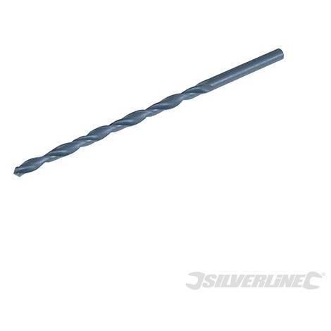 Brocas métricas largas HSS-R, 10 pzas 2,5 x 95 mm - NEOFERR