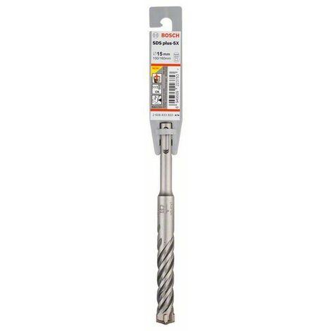 Brocas para taladro percutor SDS-plus-5X Bosch