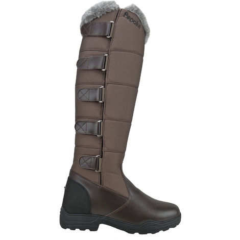 Brogini Unisex Adults Leather Forte Winter Boots