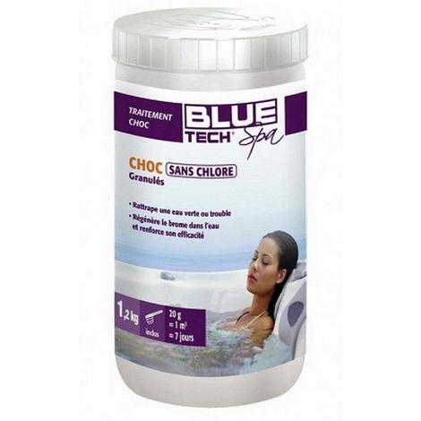 BROME CHOC SANS CHLORE pour SPA ET piscine1,2 Kg -278930
