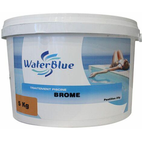 Brome waterblue pastilles 40kg
