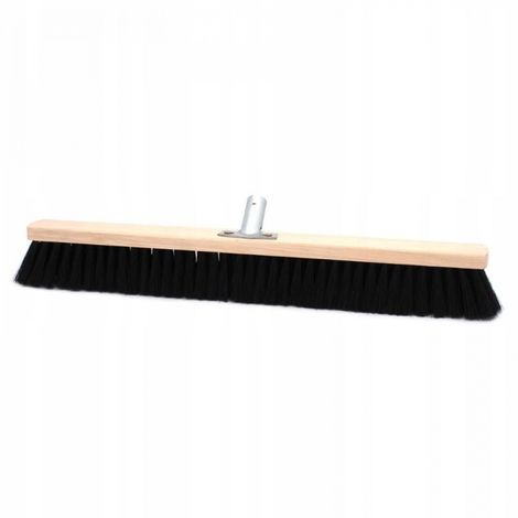 Broom sweeper 60 cm brush metal handle