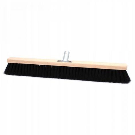 Broom sweeper 80 cm brush metal handle