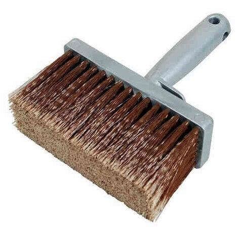 Gluing brush