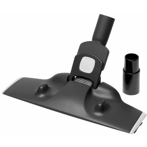 brosse extra plate pour aspirateur d.32/35 mm - bsl25b - menalux