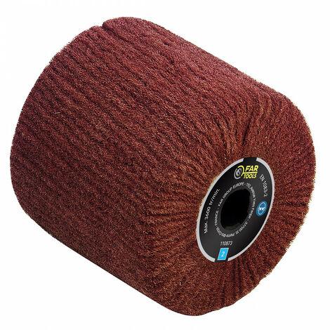 Brosse fibre synthetique pour polir, lustrer - pour renovateur REX 120C, REX 200, REX-H200 FARTOOLS