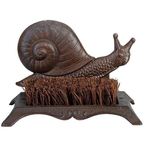 Brosse pied escargot