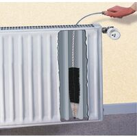 Brosse radiateur plat WENKO