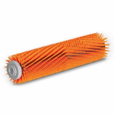 Brosse-rouleau, relief, orange, 300 mm