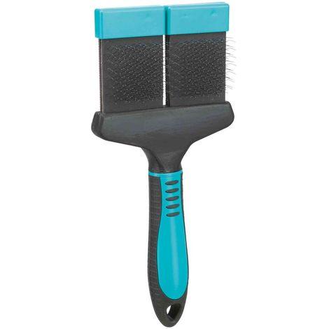 Brosse souple, tête flexible - 10 × 21 cm