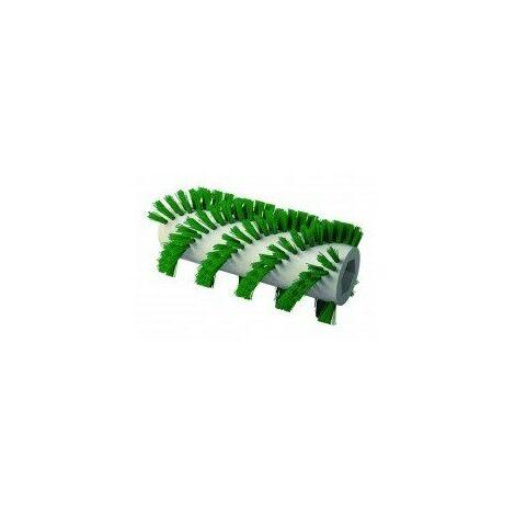 brosse spirale nylon vert - nettoyage multi-matériaux pour brosse electrique