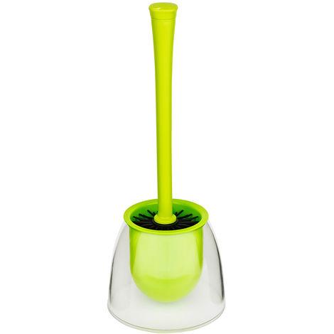 Brosse WC Fiesta vert WENKO