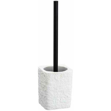Brosse WC Villata Blanc