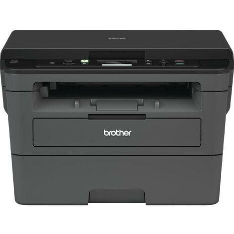 BROTHER Imprimante Multifonction 3-en-1 DCP-L2530DW - Laser - Monochrome - Recto/Verso - WiFi
