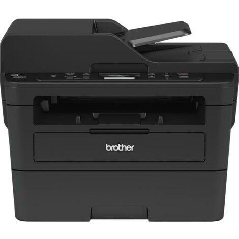 BROTHER Imprimante Multifonction 3-en-1 DCP-L2550DN - Laser - Monochrome - Recto/Verso - Ethernet