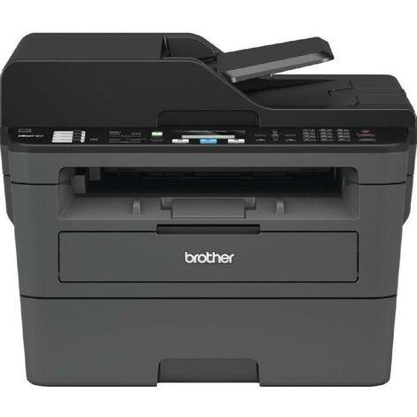 BROTHER Imprimante Multifonction 4-en-1 MFC-L2710DW - Laser - Monochrome - Recto/Verso - Ethernet - WiFi