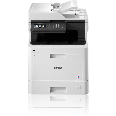 Brother MFC-L8690CDW - Laser - Couleur - 2400 x 600 DPI - A4 - 31 ppm - Impression recto-verso (MFCL8690CDWG1)